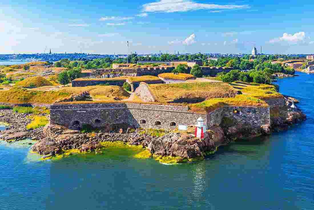 Suomenlinna sea fortress, Helsinki