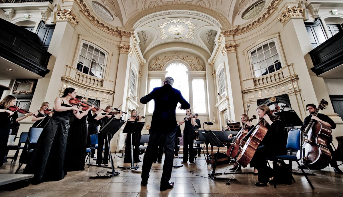 free concerts at St Martin's in the fields