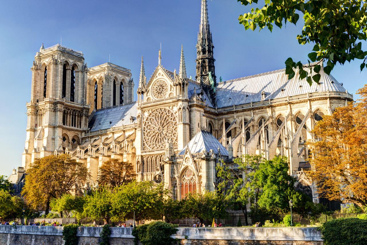 Notre Dame Paris free concerts
