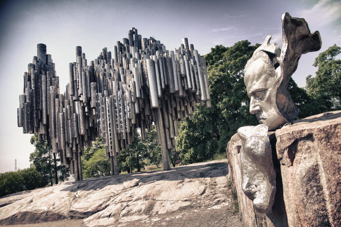 Sibelius Park, Helsinki