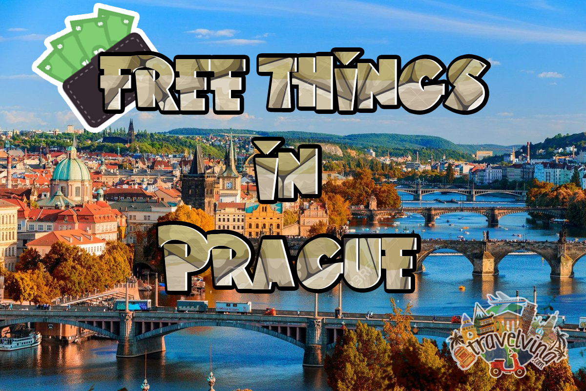 free things in Prague
