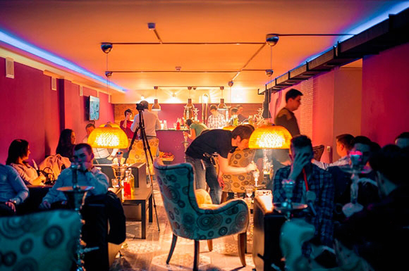 Puff Lounge, Moscow