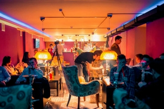 Top Hookah Places in Moscow