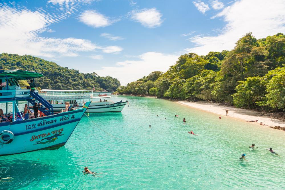 the best beaches in Thailand - Ko Chang Beach