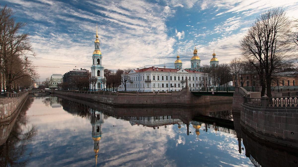 St. Nicholas' Naval Cathedral, Saint Petersburg