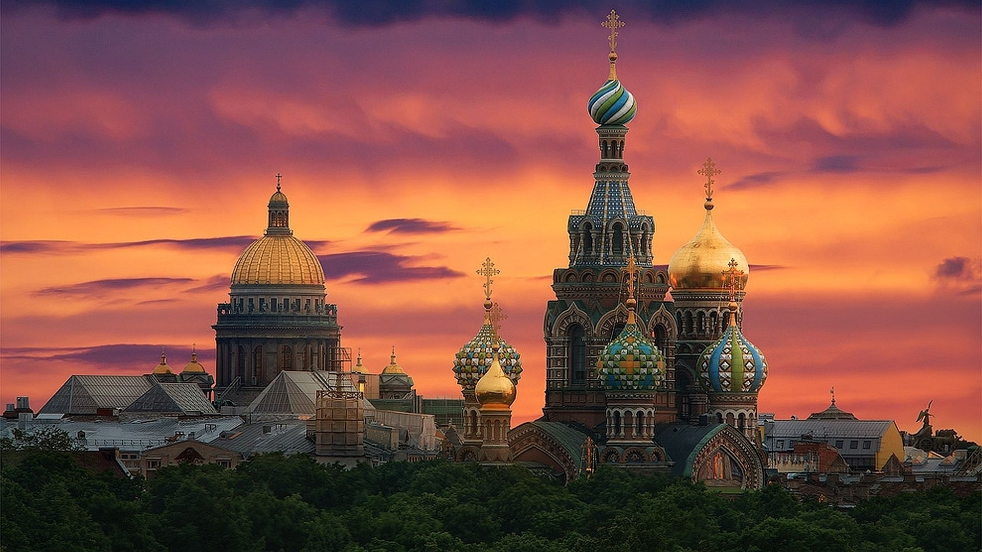 Top Most Beautiful Churches in Saint Petersburg