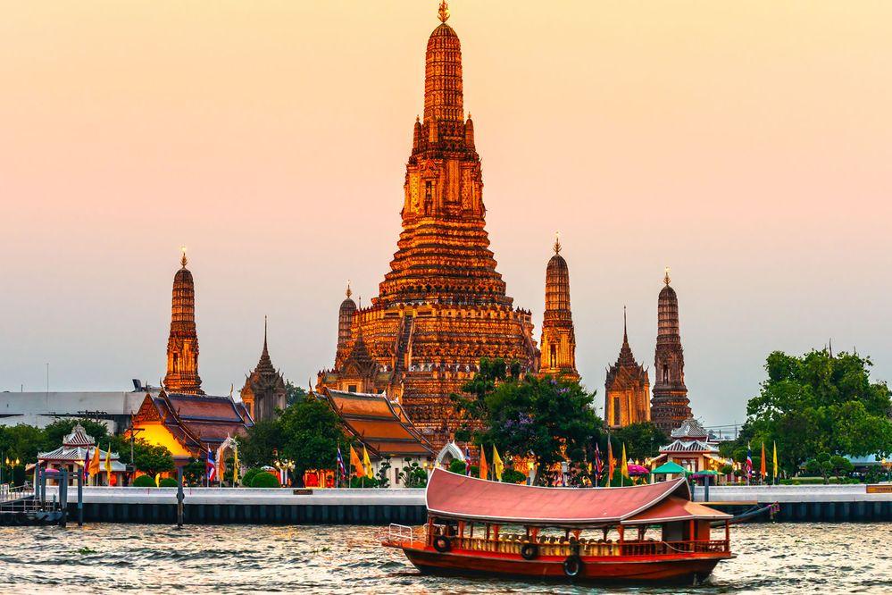 Traditional Temples Bangkok