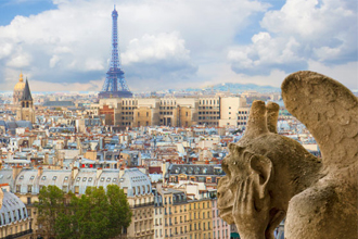top places visit in France