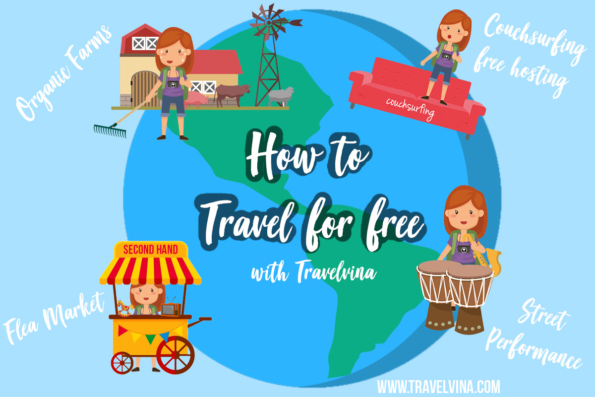 travel for free: Backpacker Guide